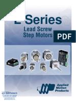 Amp Linear Motor Catalog