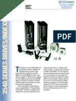 Amp PDO3540 Si3540 Datasheet