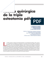 Triple Osteotomía Pélvica