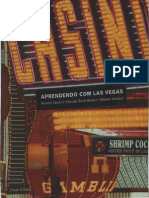 Aprendendo com Las Vegas; por Robert Venturi, Denise Scott Brown e Steven Izenour