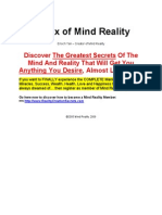 Matrix of Mind Reality