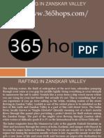 Rafting in Zanskar Valley