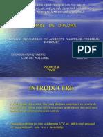AVC Ischemic
