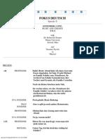 Fokus Deutsch - Episode 15