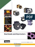 Bayside PX Gearheads Catalog