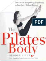 The Pilates Body by Siler