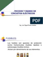 Prot y Mando de CE (LMRC)