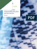 Performance Des Entreprises Industrielles
