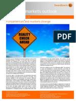 EM Quarterly Outlook-Fundamentals and Markets Diverge