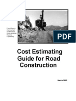 Land Clearing Cost Estimation