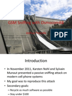 Gsm Sniffing