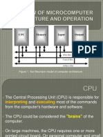 c1 Overview of Microcomputer Structure and Operation