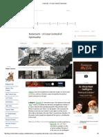 Kedarnath - A Crazy Cocktail of Spirituality