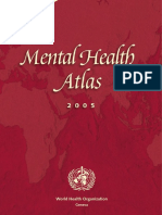 Mental Health Atlas 2005