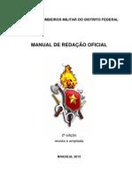 Manual de Redação Oficial Do CBMDF