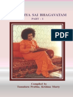 Sri Sathya Sai Bhagavatam Part I