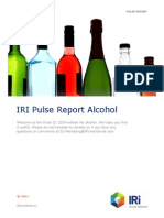 Pulse Report Alcohol Q1 2014