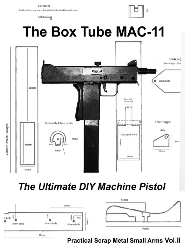 The Box Tube MAC-11 (Practical S Metal Small Arms Vol.2).pdf ...