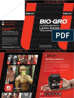 Bio-Gro HyperGrowth Lean Mass v2