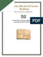 Antiche Ricette Di Sicilia
