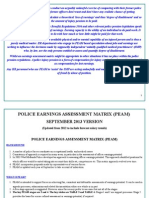Police Injury Pensions - PEAM