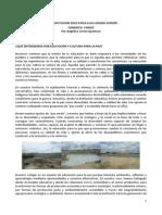 Educacion Ambiental_una Experiencia en Choco