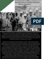 Encuentro Nacional Turismo Deportivo Guantánamo, Cuba