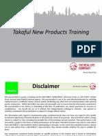 New Takaful Training