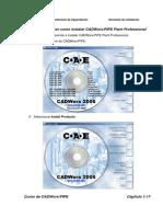 Ejercicio3 Conocer Como Instalar CADWorxPIPE Plant Professional 2006