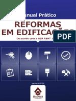 Manual Para Reforma de Apartamento Norma Abnt 16280