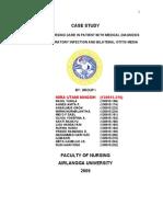 Pediatric Nursing Care (Case Study)