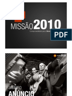 MISSAO-2010 (powerpoint)