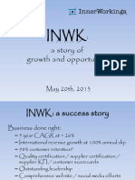 INWK Marketing Strategy - 5.12.13