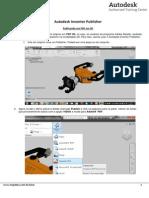 Piblicando PDF Em 3d