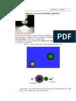 As Substancias Ionicas e as Suas Formulas Quimicas