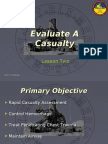 Chapter 2 - Evaluate a Casualty