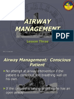 Chapter 3 - Airway Management