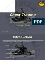 Chapter 4 - Chest Trauma