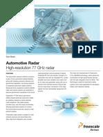 Auto Radar Fs