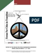 FCT 2012 Kirkuk - Report