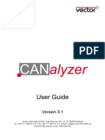 CANalyzer User Guide V3_1