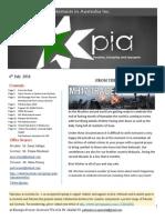 Pakistanis in Australia Vol 4 Issue 15 2014