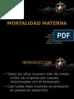 TRABAJO MORTALIDAD MATERNA presentación