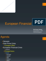 European Financial Crisis-2013