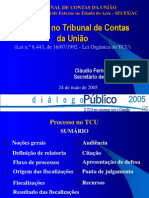 10 Processo No Tcu