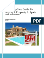 A Step-By-Step Guide to Buying a Property in Spain