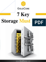 7 Key Storage Must Haves Gold