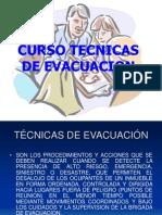 Manual Tecnicas de Evacuacion