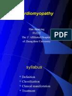 Cardiomyopathy2007