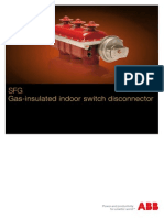 SFG_ Seccionador ABB 800 Amp